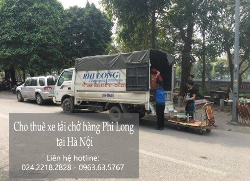 Dịch vụ cho thuê xe tải tại phố Đống Mác