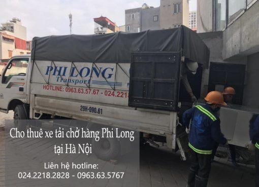Dịch vụ cho thuê xe tải tại phố Bắc Cầu