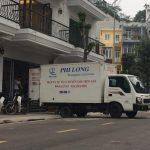 Dịch vụ cho thuê xe tải tại phố Lê Văn Hiến