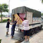 Dịch vụ cho thuê xe tải giá rẻ tại phố Nguyễn Xuân Viết