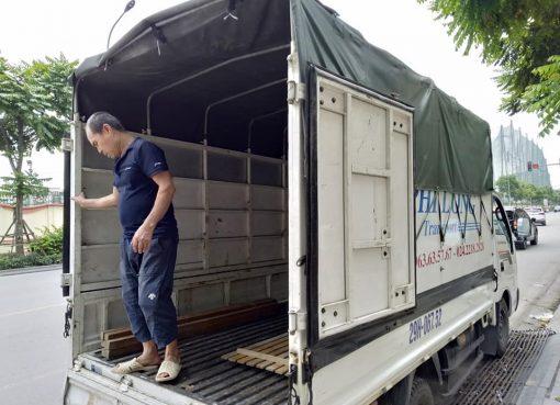 Dịch vụ cho thuê xe tải giá rẻ tại đường Chiến Thắng