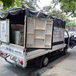 Phi Long cho thuê xe tải tại phố Nghiêm Xuân Yêm
