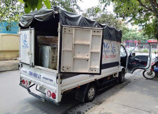 Dịch vụ cho thuê xe tải tại phố Đức Thắng