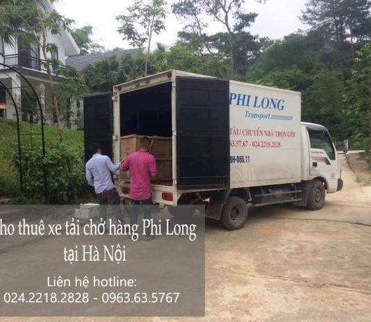 Dịch vụ xe tải Phi Long tại phố Nam Dư