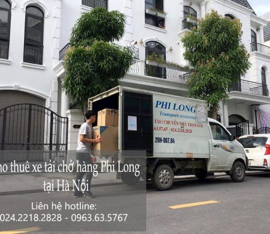 Dịch vụ cho thuê xe tải tại phố Lê Quang Đạo