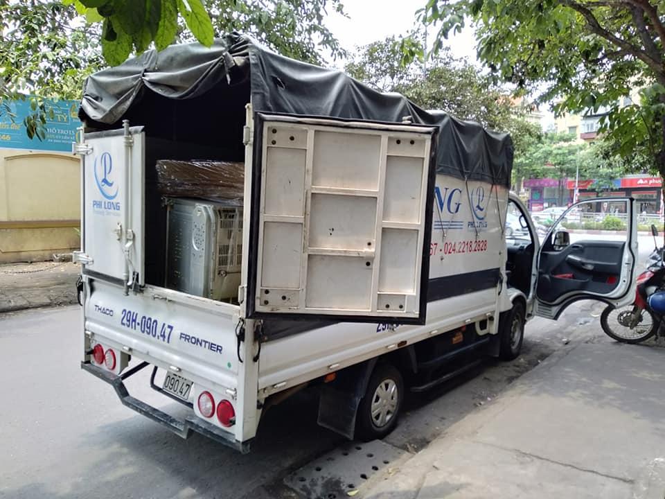 Cho thuê xe tải tại phố Đặng Vũ Hỷ