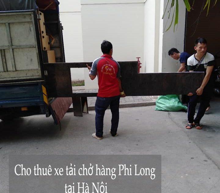 Dịch vụ cho thuê xe tải tại phố Vĩnh Quỳnh