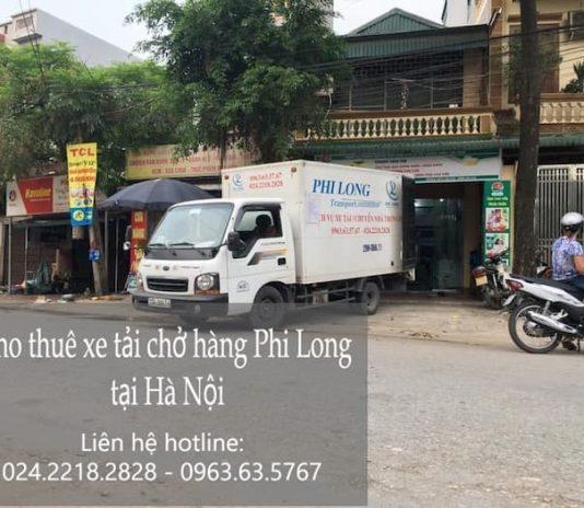 Dịch vụ cho thuê xe của Phi Long