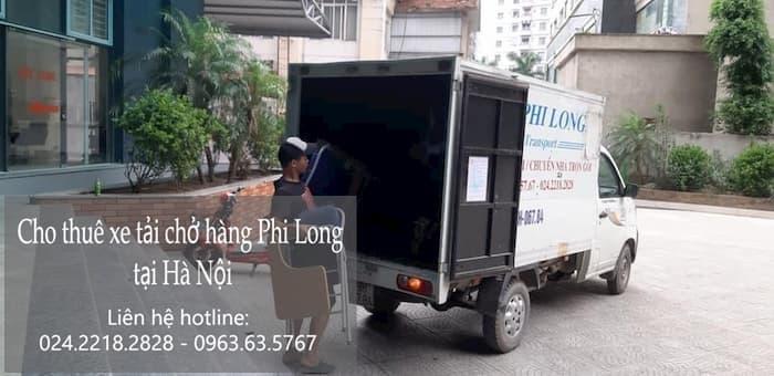 Dịch vụ cho thuê xe tải tại phố Nguyễn Ngọc Doãn