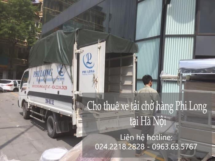 Dịch vụ cho thuê xe tải tại phường Phan Chu Trinh