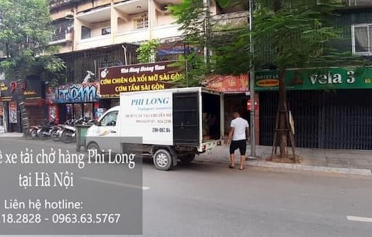 Dịch vụ cho thuê xe tải tại phố Trần Nguyên Đán