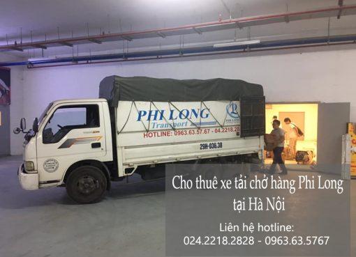 Dịch vụ cho thuê taxi tải Phi Long tại phường Hạ Đình