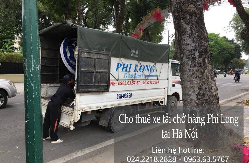 Cho thuê xe tải giá rẻ Phi Long tại phố An Dương Vương