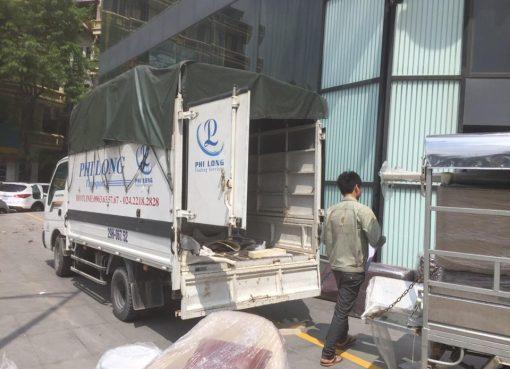 Dịch vụ cho thuê xe tải tại phường Nguyễn Trung Trực