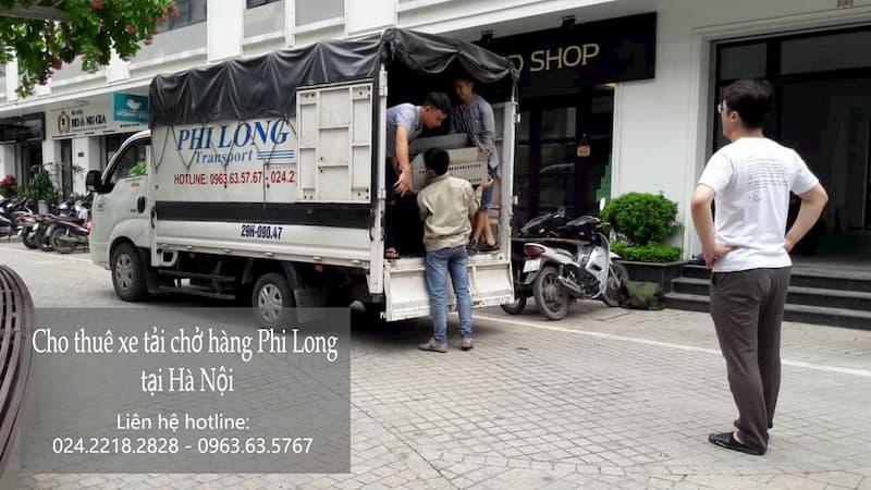 Dịch vụ cho thuê xe tải tại phường Ngọc Thụy