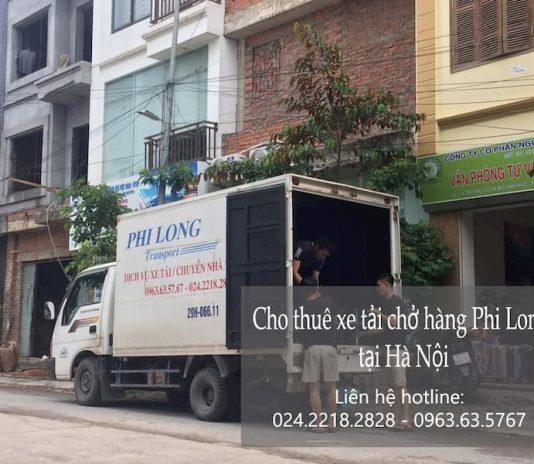 Dịch vụ cho thuê xe tải tại phường Hoàng Văn Thụ