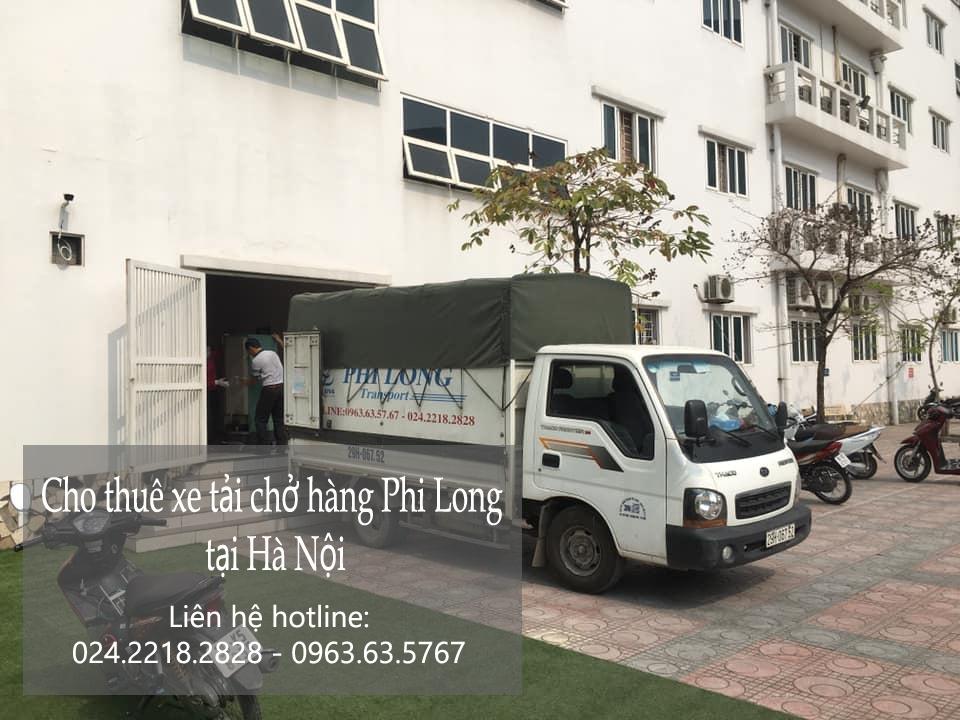 Dịch vụ xe tải uy tín Phi Long tại phố Chiến Thắng
