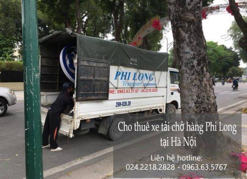 Taxi tải Phi Long trọn gói tại phố Dương Hà