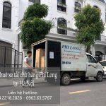 Hãng xe tải uy tín Phi Long tại phố Cao Lỗ
