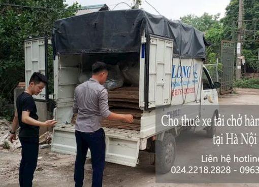 Dịch vụ taxi tải tại xã Liên Ninh