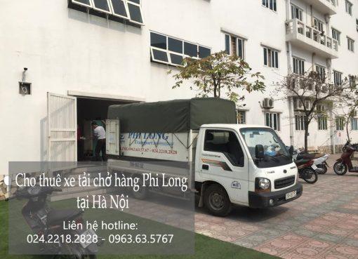 Dịch vụ cho thuê xe tải Phi Long tại xã Kim Lan