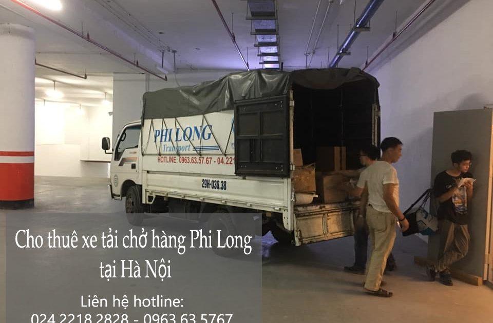 Dịch vụ taxi tải Phi Long tại xã Liên Hà