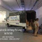 Dịch vụ taxi tải tại xã Thụy Lâm