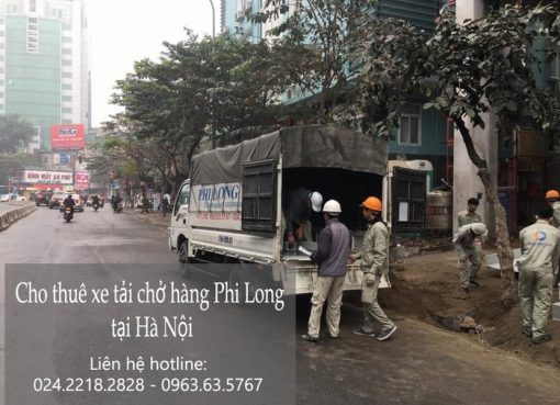 Dịch vụ taxi tải tại xã Dục Tú