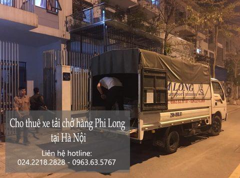 Hãng chở hàng tết Phi Long phố Lê Duẩn