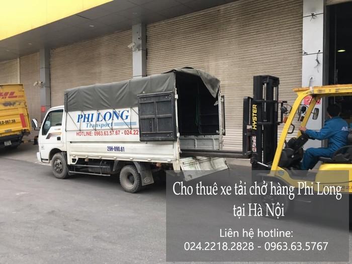 Dich vụ chở hàng tết giá rẻ Phi Long phố Hoàng Hoa Thám