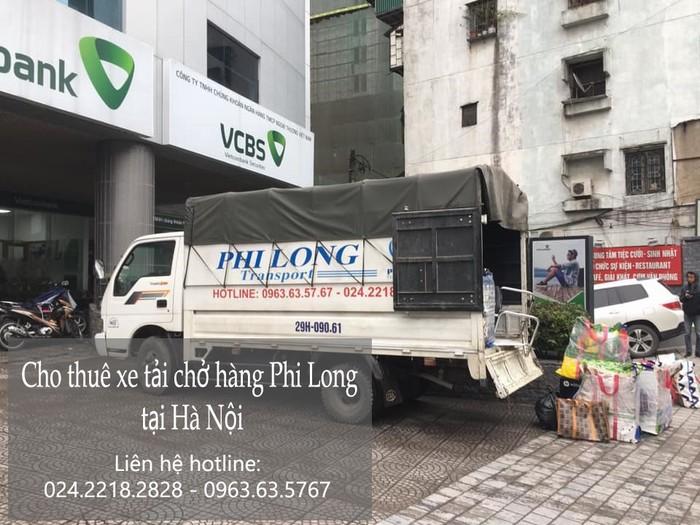 Dịch vụ cho thuê xe tải tại xã Bột Xuyên