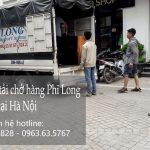 Dịch vụ chở hàng Phi Long phố Bảo Khánh