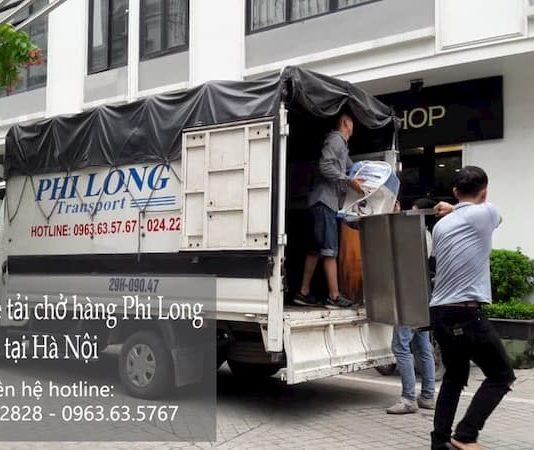 Hãng xe tải chất lượng Phi Long phố Cầu Đông