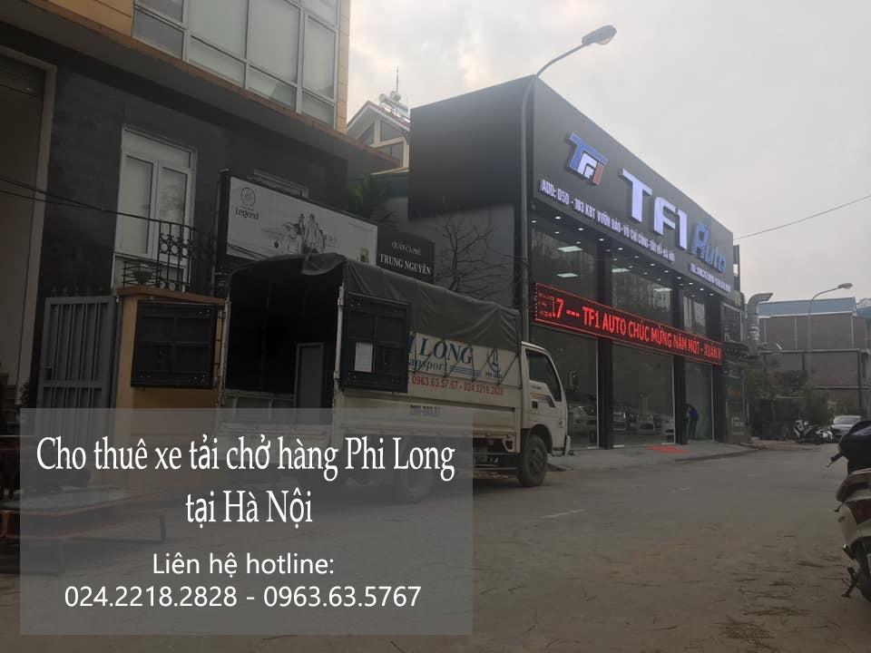 Xe tải chở hàng giá rẻ Phi Long phố Hoàn Kiếm