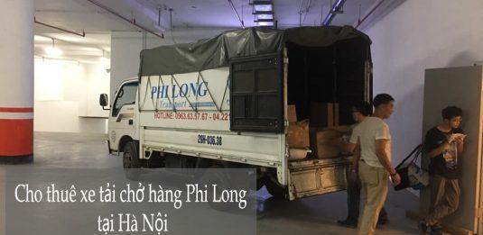 Dịch vụ cho thuê xe tải tại xã Tuy Lai