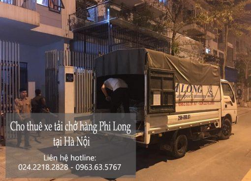 Dịch vụ cho thuê xe tải tại xã Hồng Phong