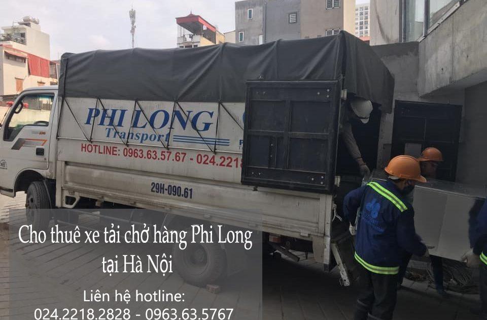 Xe tải chở hàng chất lượng Phi Long phố Bà Triệu