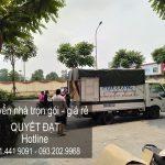 Dịch vụ cho thuê xe tải tại xã Liên Hà