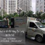 Dịch vụ chở hàng chất lượng Phi Long phố Đinh Lễ