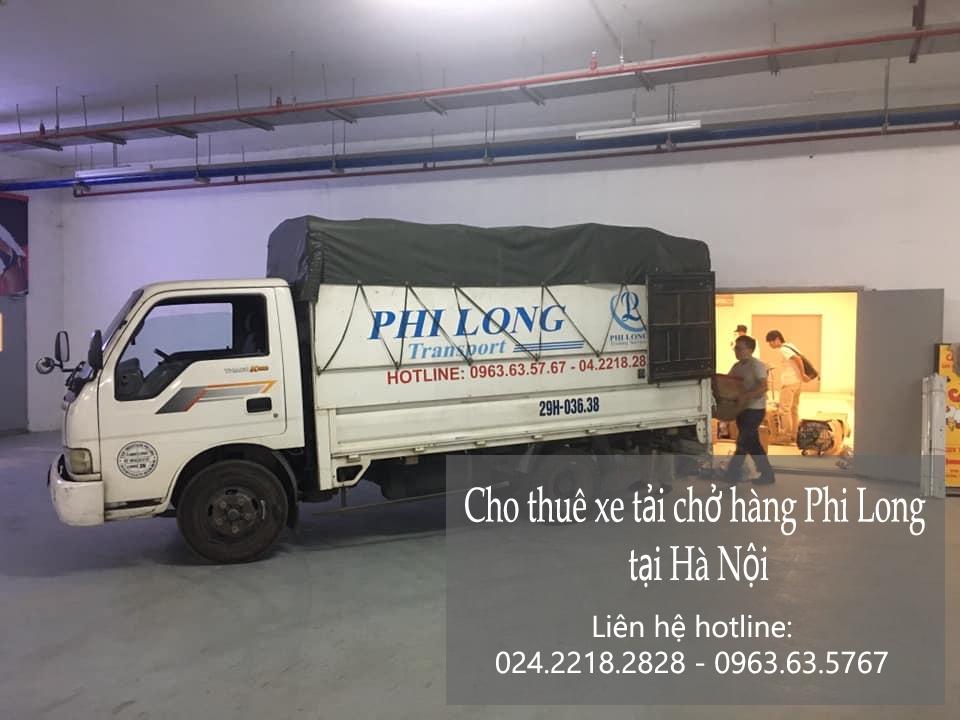 Dịch vụ xe tải chất lượng Phi Long phố Đào Duy Tùng