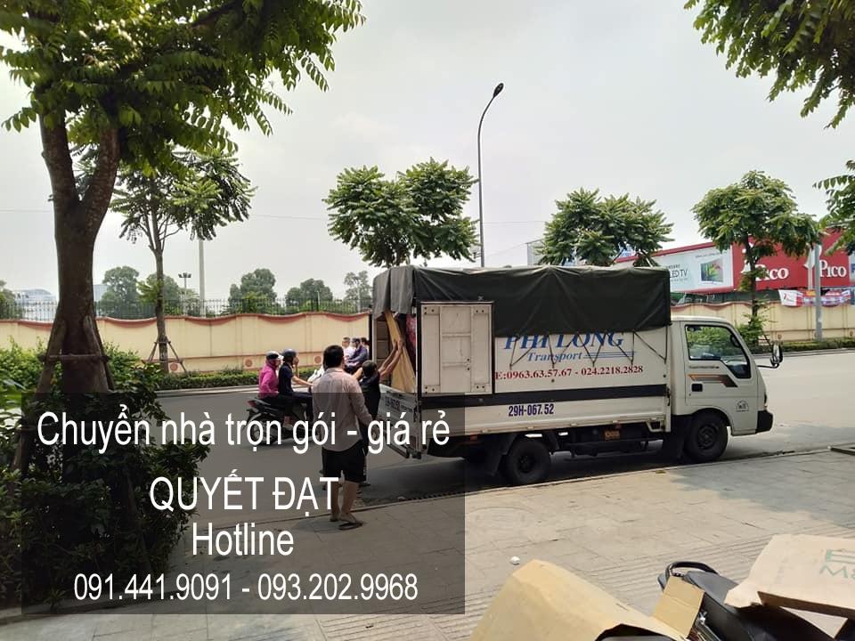 Dịch vụ cho thuê xe tải tại xã Tân Hội