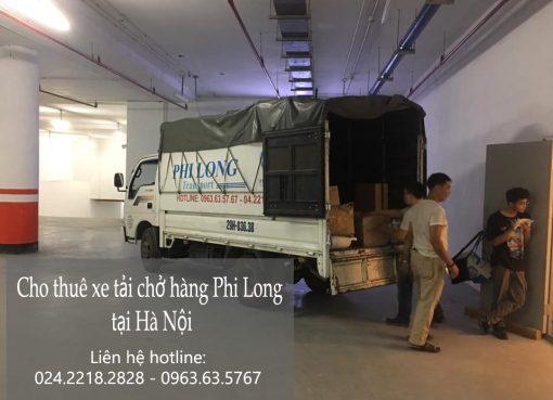 Dịch vụ cho thuê xe tải Phi Long tại huyện Thanh Trì