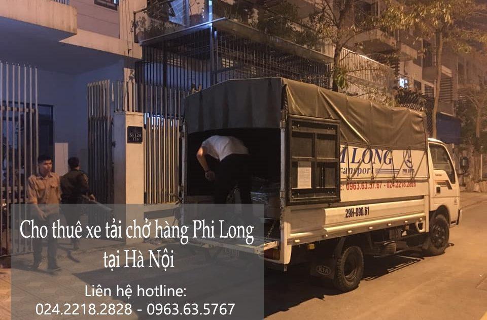 Phi Long taxi tải chất lượng phố Lê Đại Hành