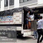 Cho thuê xe tải chất lượng Phi Long phố Đào Tấn