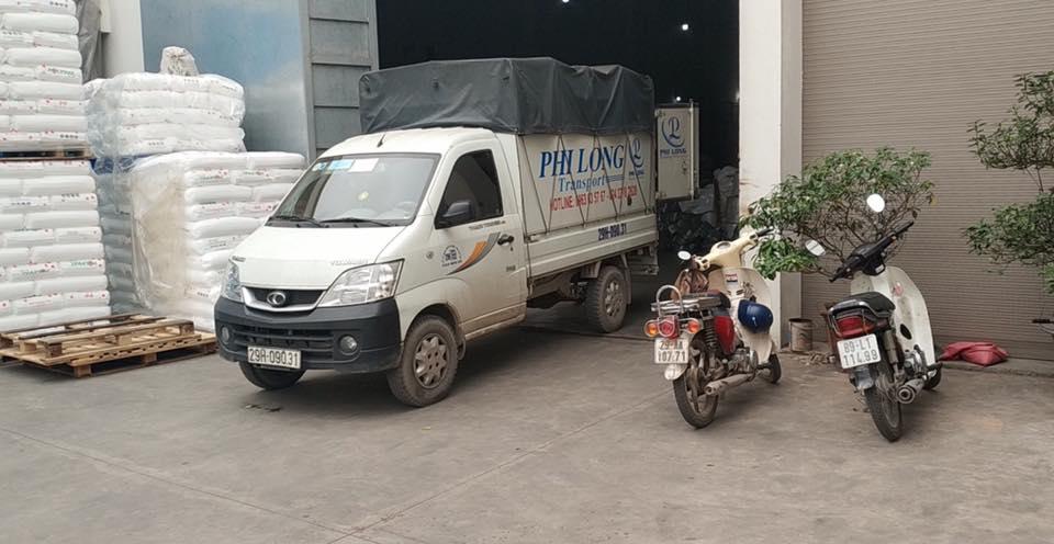 Dịch vụ vận chuyển Phi Long phố Chùa Hà