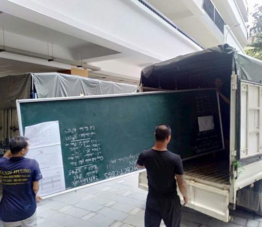 Dịch vụ cho thuê xe tải Phi Long tại xã Nam Phong