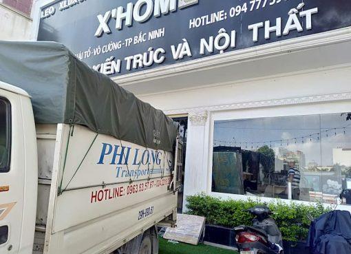 Hãng xe tải chất lượng Phi Long phố Kim Mã Thượng