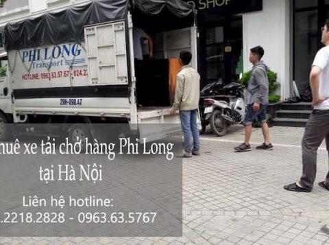 Dịch vụ xe tải chất lượng cao Phi Long phố Cửa Đông