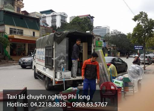 Dịch vụ cho thuê xe tải Phi Long tại đường Mễ Trì Hạ