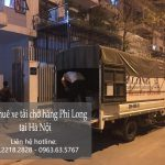 Dịch vụ cho thuê xe tải Phi Long tại phố Lộc